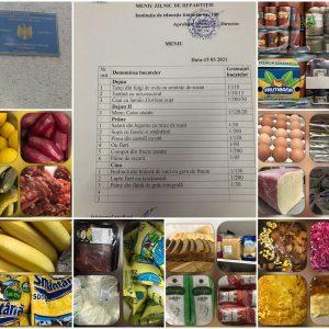 Condiții moderne pentru păstrarea produselor, cu frigidere, camere frigorifice conform cerințelor sanitaro–igienice IET nr.188